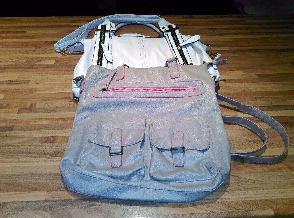x2 handbags £5