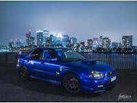 JDM 2004 Subaru Impreza WRX WR-limited