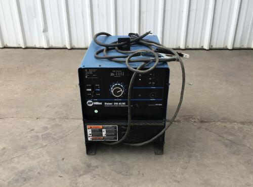 Miller Dialarc 250 AC/DC Welder, 250A