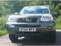 NISSAN X-TRAIL 2.5 AUTOMATIC ,LONG M.O.T.