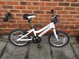 """2 Ridgeback 16"""" wheel Bike"""