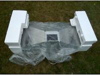 Rangecookers Select 110 chimney hood - Stainless steel, Newbury, Berks