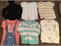 Girls 4-5 years clothes bundle (20+ items)