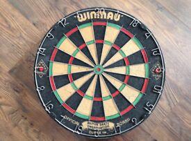 Winmau Dart Board - used once.