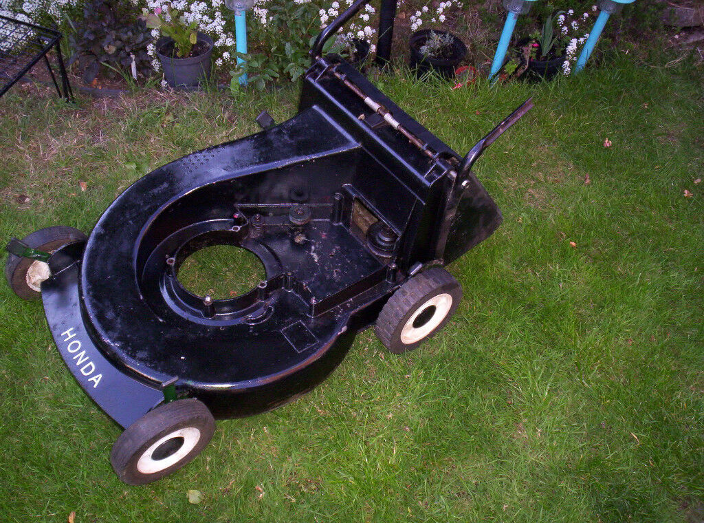 HONDA HRD536 CHASSIS (ONLY)