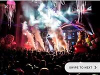 2x festival of light tickets Bournemouth