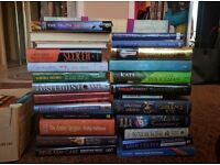 100+ Young adult/teen fiction books, all £3 each