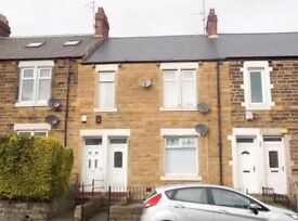 OAKFIELD TERRACE, PELAW -WELL PRESENTED TWO BED GROUND FLOOR FLAT
