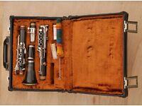 Clarinet good basic starter instrument