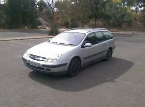 CITROEN 2003 C5 WAGON,LOW KMS $2990 Mile End South West Torrens Area Preview