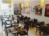 Experienced full time/part time floor staff required - Caffe Centro, George Street