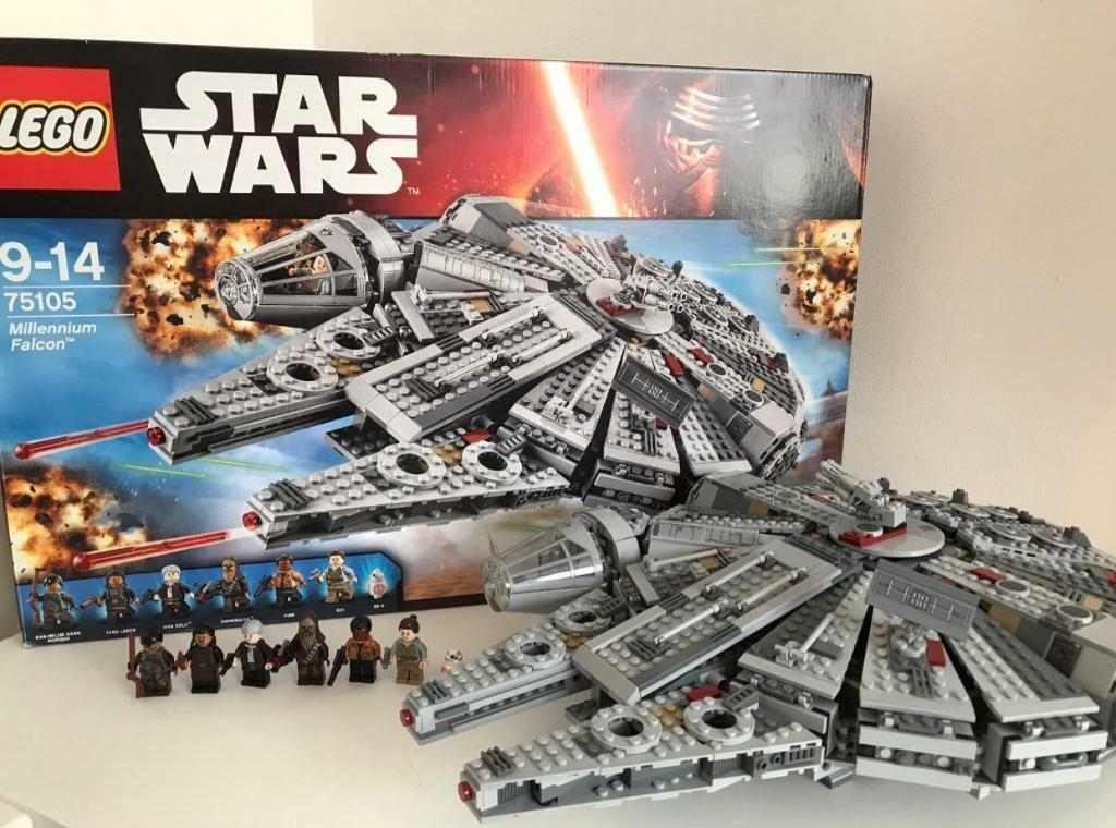 Lego Star Wars Millennium Falcon 75105 | in Reddish, Manchester ...