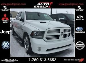 2014 Ram 1500 Sport | Heated and Cooled Seats