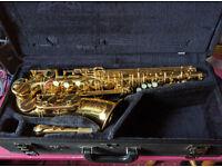 Yamaha YAS-62 MK2 Alto Saxophone Made in Japan Version