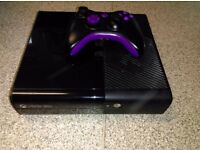 Boxed Xbox 360 500gb with custom conrtoller