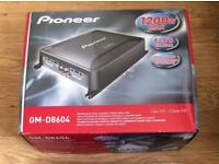 Pioneer GM-D8604 car amp/amps/amplifier