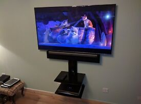 TV Wall Hanging Aerial Satellite Dish Installation and Repair Services Telephone and Broadband