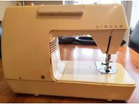 Singer Starlet sewing machine from early 1970's