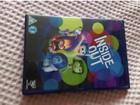 Inside Out - Pixar DVD