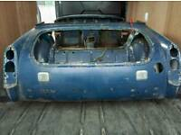 1967 Austin healey sprite shell