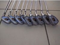 Golf Clubs R/H Set of Irons