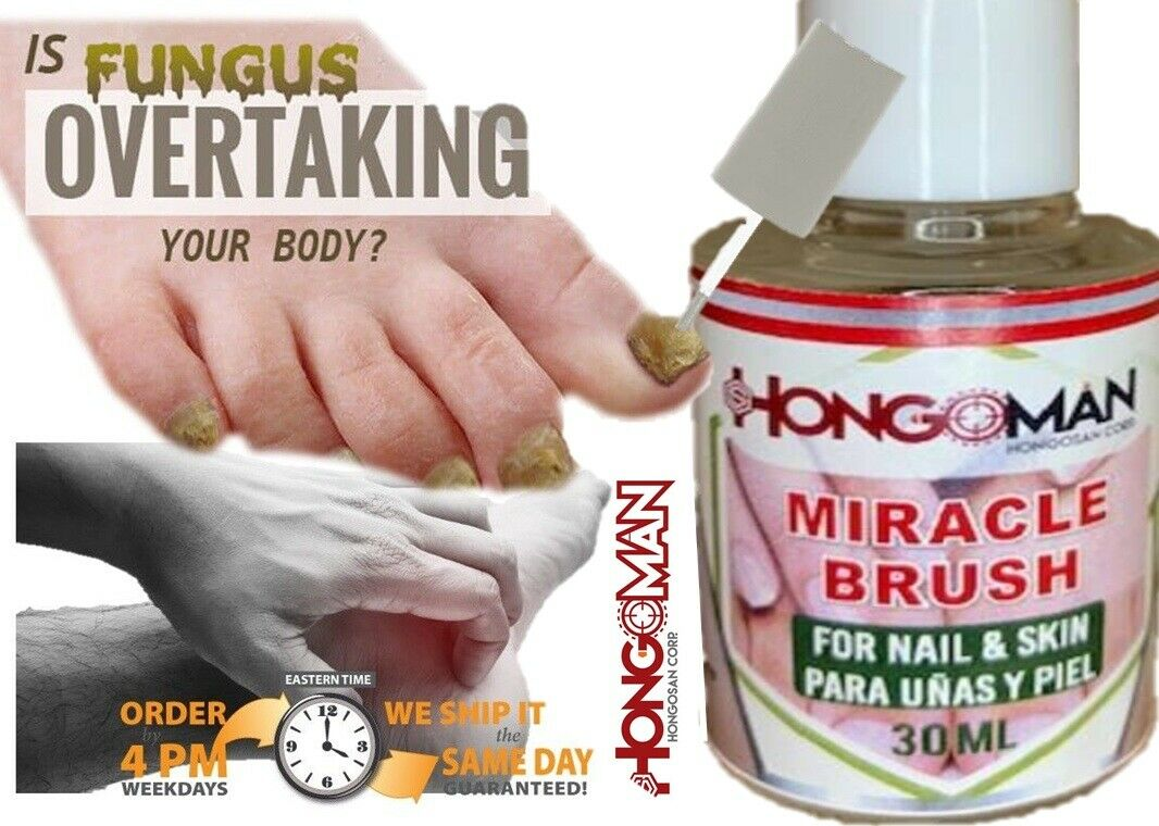 Antifungal Fungus Killer for hands and feet No Miss 1 fl oz 30 ml new bottle  4