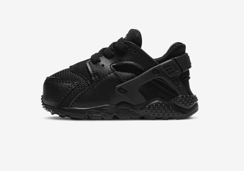 Nike Hurache Black Toddler Shoes Size 10c