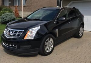 Cadillac SRX 2014 noir à vendre (particulier)