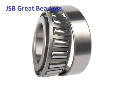 30206 Tapered Roller Bearing Set Cup Cone 30206 Bearings 30x62x16 Mm