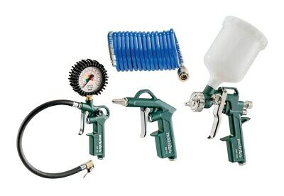 4 Werkzeug-set (Metabo LPZ 4 Set Druckluft-Werkzeugset - 601585000)