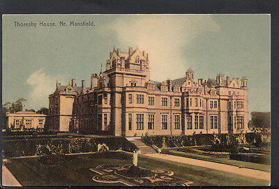 Nottinghamshire Postcard - Thoresby House, Near Mansfield  A9366