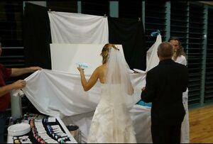 The Wedding Painter.  (See facebook page) Sydney City Inner Sydney Preview
