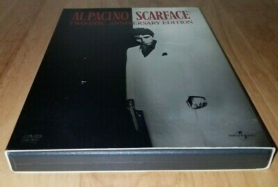 AL PACINO - SCARFACE - TWO-DISC - 2003 ANNIVERSARY EDITION