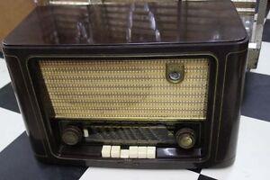 Röhrenradio Grundig 2010 Bakelitradio 50er Jahre