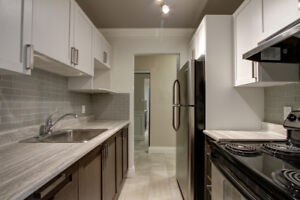 AVAILABLE NOW - 2 BDRM Beautiful Newly renovated