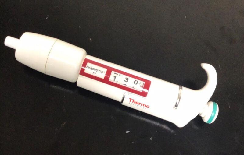 Thermo Scientific Finnpipette F1 Variable Volume Pipette 0.2-2 uL