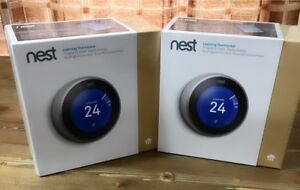 Nest Wi-Fi Smart Learning Thermostat 3rd Generation
