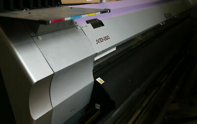 Mimaki Jv33-260 Solvent Printer New Head Dye Sublimation 104 Mutoh Roland Oce