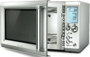 NEW Breville BMO735BSS 34L 1100W Stainless Steel Microwave