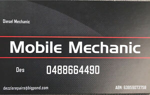 Mobile Mechanic Walloon Ipswich City Preview