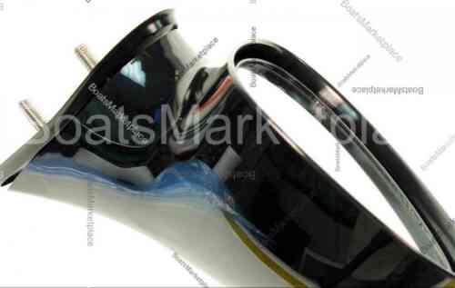 Yamaha F0V-U596C-04-00 F0V-U596C-04-00  MIRROR RH (BLACK)