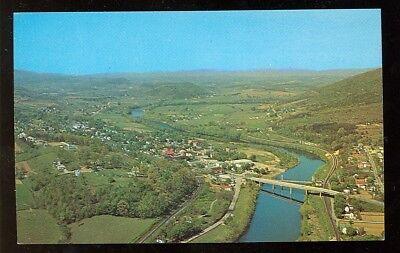 Buchanan  Virginia  Shenandoah Valley   James River  Buchananva1