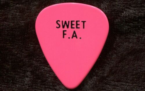 SWEET FA 1990 Stick To Your Guns Tour Guitar Pick!!! custom concert stage Pick