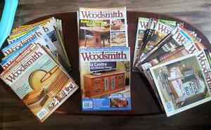 AUSTRALIAN WOODSMITH MAGAZINES X 38 St Albans Brimbank Area Preview