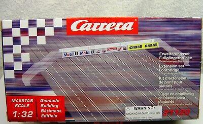 Carrera 21120 Foot Bridge Extension Set 1/24 & 1/32 Slot Car Accessory for sale  Philadelphia