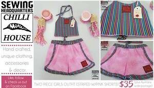 Girls Two Piece Outfit (Pink) Gladstone Gladstone City Preview