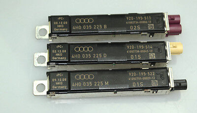 Audi A8 4H Antennenverstärker 4H0035225B 4H0035225D 4H0035225M Original 1041