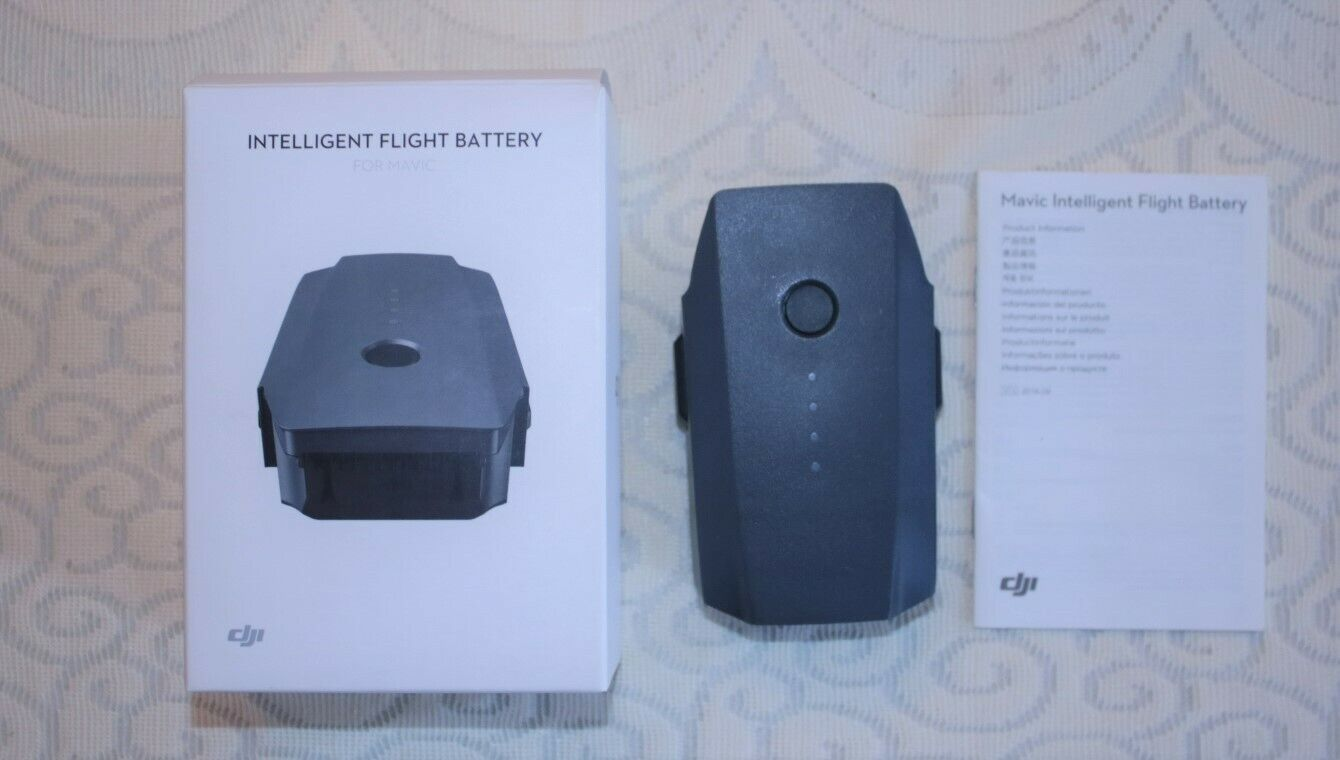 DJI - Intelligent Flight Battery For Mavic Pro Authentic Open Box  - $53.00