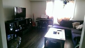 2 bedrooms hardwood ceramic April /may hintonburg