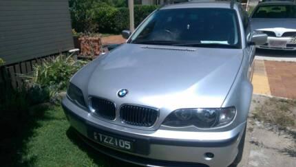 BMW 320i Touring Wagon